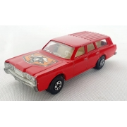Miniatura Mercury N°59 Superfast Lesney 1/64 Matchbox