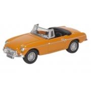 Miniatura MGB Roadster Bronze Yellow 1/76 Oxford