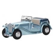 Miniatura MGTC Powder Blue 1/76 Oxford