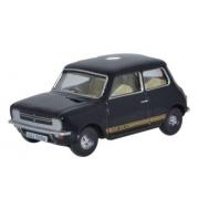 Miniatura Mini Cooper 1275GT Black 1/76 Oxford