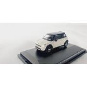 Miniatura Mini Cooper Pepper White 1/76 Oxford