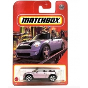 Miniatura Mini Cooper S Cabrio 2010 1/64 Matchbox
