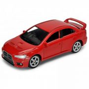 Miniatura Mistubishi Lancer Evolution X 1/64 California Minis