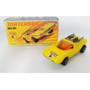 Miniatura Mod Rod N°1 Superfast 1/64 Matchbox