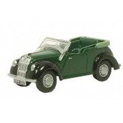 Miniatura Morris 8 Green/Black 1/76 Oxford