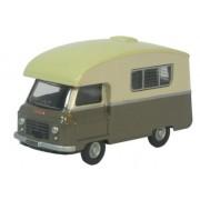 Miniatura Morris J2 Paralanian Brown 1/76 Oxford