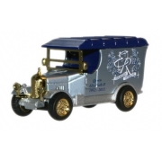Miniatura Morris Queens Diamond Jubilee Bullnose 1/76 Oxford