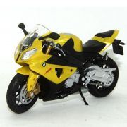 Miniatura Moto BMW S1000RR 1/18 California Cycle