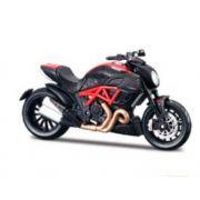 Miniatura Moto Ducati Diavel Carbon 1/12 Maisto