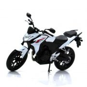 Miniatura Moto Honda CB500F 1/10 Welly - Pequeno defeito