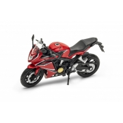 Miniatura Moto Honda CBR650F 2018 1/18 California Cycle