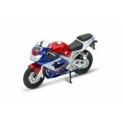 Miniatura Moto Honda CBR900RR Fireblade 1/18 California Cycle