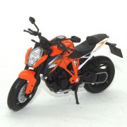 Miniatura Moto KTM 1290 Super Duke R 1/18 California Cycle