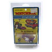 Miniatura Moto Stingeroo Superfast N 38 1971 1/64 Matchbox