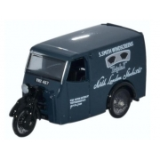 Miniatura Moto Trivan S Smith Windscreens 1/76 Oxford