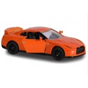 Miniatura Nissan GT-R 1/64 Majorette