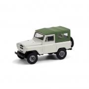 Miniatura Nissan Patrol 60 1973 Tokyo 1/64 Greenlight