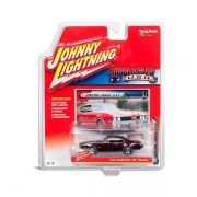 Miniatura Olds Cutlass 4-4-2 1969 Muscle Cars B 1/64 Johnny Lightning
