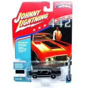 Miniatura Olds Cutlass S W-31 Muscle Cars A 1/64 Johnny Lightning