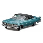 "Miniatura Oldsmobile 1958 Convertible ""98"" 1/18 Sun Star The Platinum Collection"