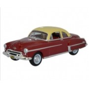 Miniatura Oldsmobile Rocket 88 Coupe 1950 1/87 Oxford