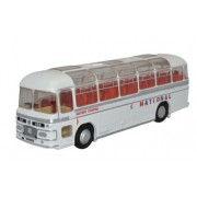 Miniatura Ônibus Bristol MW6G Eastern Counties NBC 1/76 Oxford