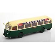 Miniatura Ônibus Chausson APH-47 Paris 1/43  Ixo Models Coleção Revista