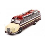 Miniatura Ônibus Krupp Titan 080 1951 1/43 Ixo