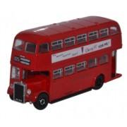 Miniatura Ônibus Leyland Titan PD2-12 Midland Red 1/76 Oxford