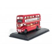 Miniatura Ônibus London Bus Gift 1/76 Oxford