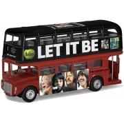 Miniatura Ônibus London Bus Lei It Be Beatles Corgi