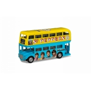 Miniatura Ônibus London Bus Sgt Peppers Beatles Corgi