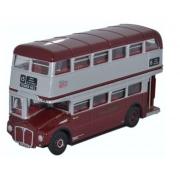 Miniatura Ônibus London Routemaster Transport 1/76 Oxford
