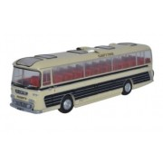 Miniatura Ônibus Plaxton Panorama Flights 1/76 Oxford