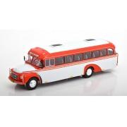 Miniatura Ônibus Volvo B 375 Sweden 1/43 Ixo Models Coleção Revista