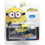 Miniatura Otto Minions Character Cars 1/64 Hot Wheels