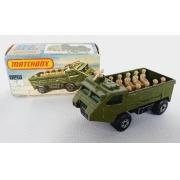 Miniatura Personnel Carrier N°54 Superfast 1/64 Matchbox