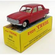 Miniatura Peugeot 204 1/43 Dinky Toys