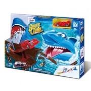 Miniatura Pista Tubarão Shark Jump 1/64 Maisto