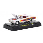 Miniatura Plymouth Road Runner 1969 1/64 M2