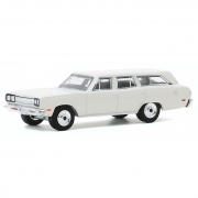 Miniatura Plymouth Satelite Station Wagon 1969 1/64 Greenlight