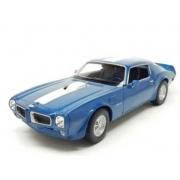 Miniatura Pontiac Firebird Trans Am 1972 1/24 Welly
