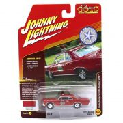 Miniatura Pontiac GTO 1965 Blake Rainey's Classic Gold A 1/64 Johnny Lightning