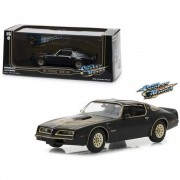 Miniatura Pontiac Trans AM 1977 Smokey and The Bandit 1/43 Greenlight