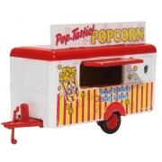 Miniatura Popcorn Mobile Trailer 1/76 Oxford