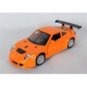 Miniatura Porsche 911 GTR RSR Fricção 1/43 California Junior