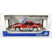 Miniatura Porsche 911 SC Rallye D'Amore 1979 1/18 Solido
