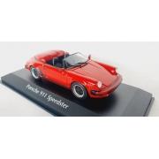 Miniatura Porsche 911 Speedster 1/43 Maxichamps Minichamps