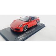 Miniatura Porsche 911 Turbo S Cabriolet 1/43 Minichamps