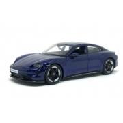 Miniatura Porsche Taycan 1/24 Bburago